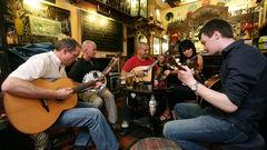 Duke of York - en traditionell pub med livemusik.
